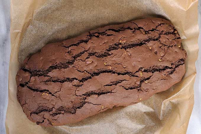 A log shaped loaf of baked cookie dough | Foodal