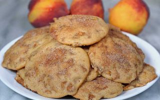 Get Peachy With Peach Cookies