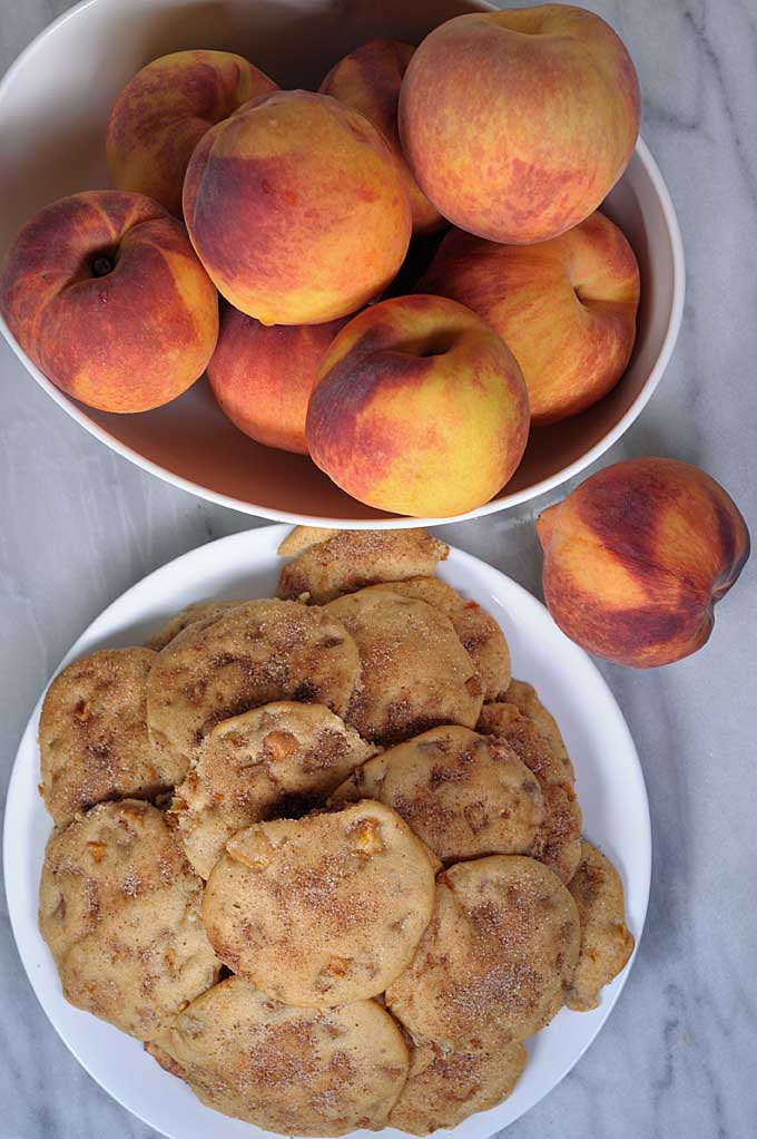 Peach cookies are like a bite sized cobbler! Simple and easy to make but with taste and texture that will amaze your friends and family. Find out what you to know now on Foodal!