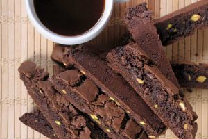 Chocolate Pistachio Biscotti: You've Been Missing This in Your Life