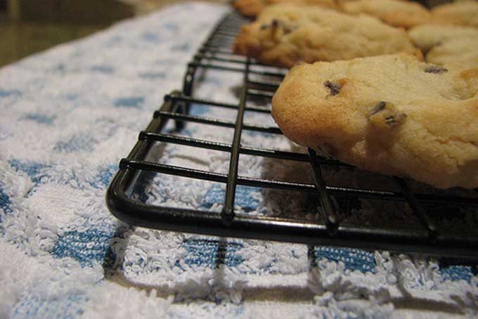 Recipe for Lavender Cookies