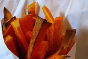 Butternut Squash Fries: Healthy Comfort Food
