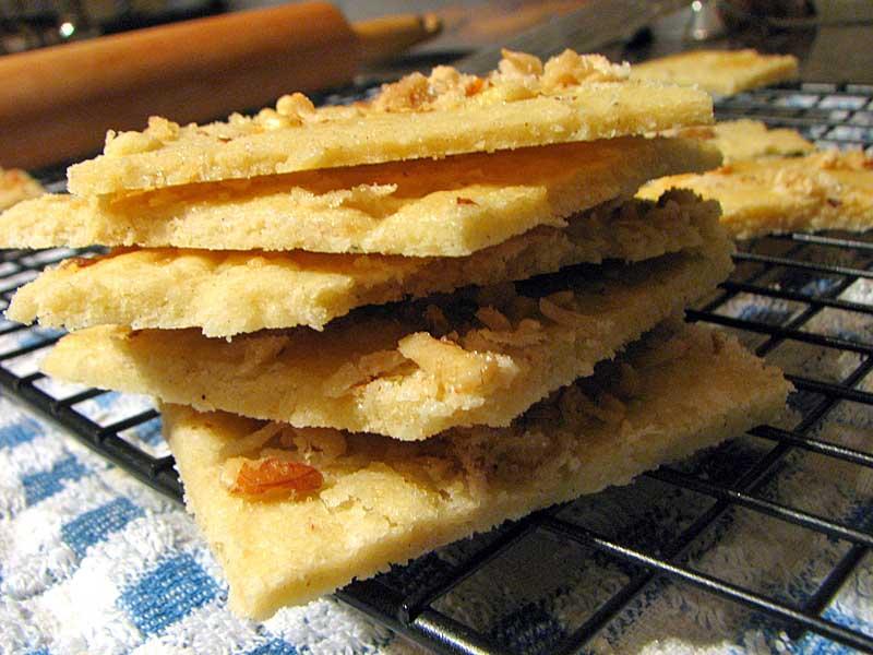 Cardamom Crackers
