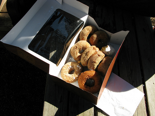 A box of donuts | Foodal