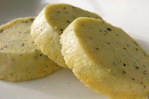 Earl Grey Orange Cookies