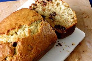 Chocolate Chip Banana Bread: Making a Good Thing Even Better