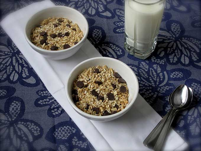 Chocolate Granola Cereal | Foodal