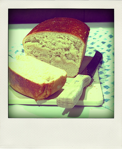Old-Fashioned White Loaf Recipe   Foodal