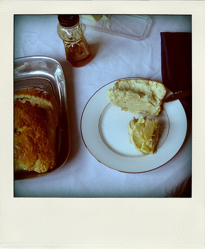 Old-Fashioned White Bread Loaf   Foodal