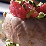 Milk Chocolate Panna Cotta with Blood Oranges and Pistachios | Foodal