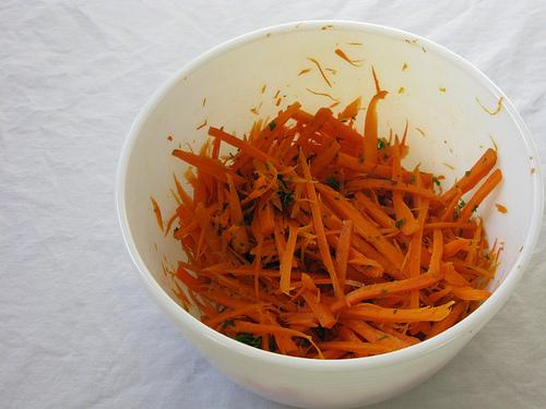Herbed Lemon Carrot Salad Recipe   Foodal