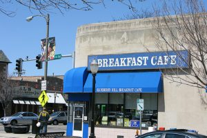 Foodie Travels: Blueberry Hill Breakfast Cafe (La Grange, IL)