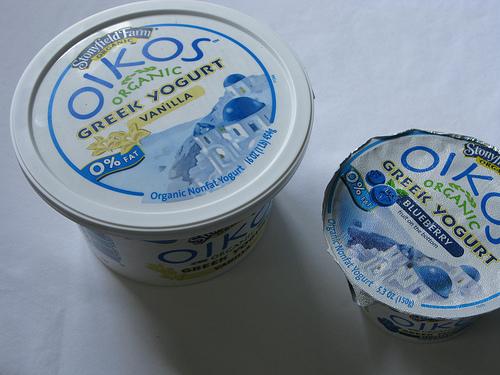 Tubs of Greek Yogurt | Foodal