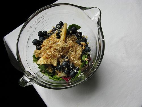 bowl of summer salad