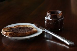 Homemade Nutella: A Simple Pleasure