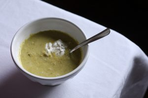 Cream of Asparagus Soup: Spring and Summer in a Spoonful