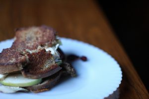 Fig and Gruyere Grilled Cheese: A New Twist on Old Comfort Food