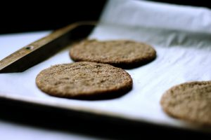 Buckwheat Ginger Cookies: What Has Been Coming
