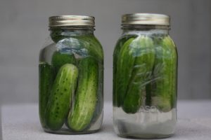 The Best Homemade Fermented Garlic Dill Pickles