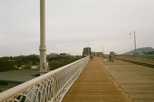 An image showing a beautiful bridge.