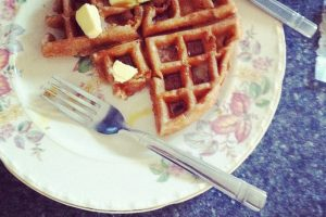 Spelt Belgian Waffle Recipe: Fluffy and Delicious
