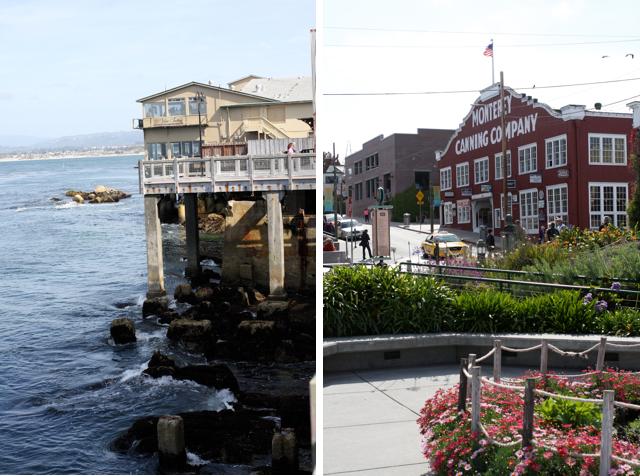 Monterey sights