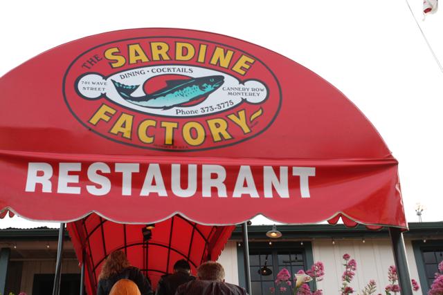 Sardine Factory Monterey
