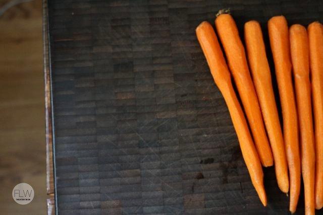 photo of carrots