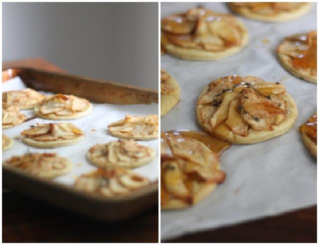 Apple Tarts | FoodLovesWriting.com