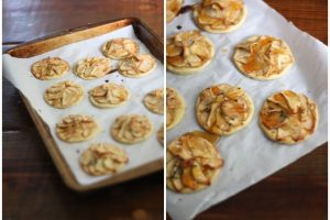 Easy Rustic Apple Tartlets: A Fall and Winter Sugary Treat