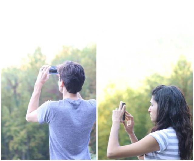 Taking Photos in the Smokies