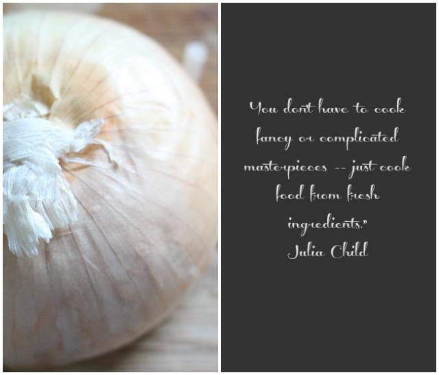 Julia Child Quote | FoodLovesWriting.com
