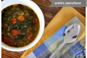 Winter Minestrone Soup: A Healthy, Hearty Recipe