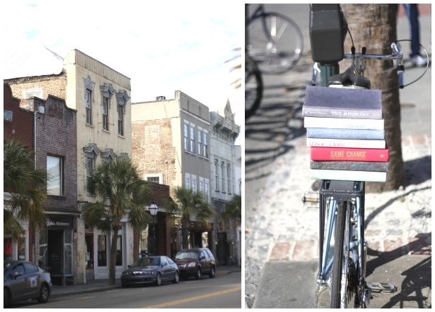 Charleston Bike | FoodLovesWriting.com