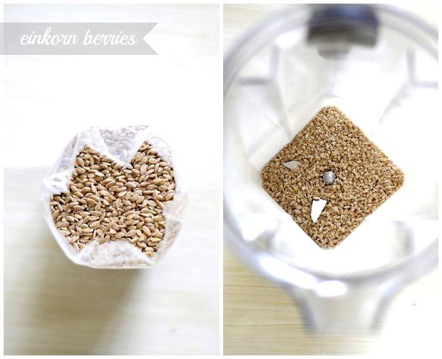 Einkorn Berries | FoodLovesWriting.com