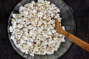 Sea Salt Honey Butter Popcorn: A Snack for All Seasons