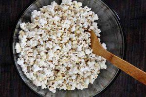 Sea Salt Honey Butter Popcorn: A Snack for All Seasons