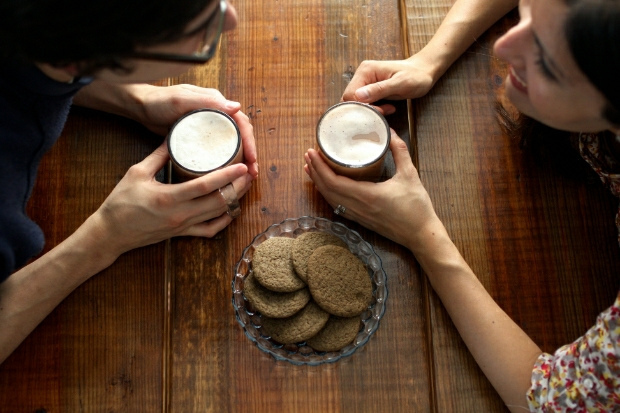 table talking lattes | foodloveswriting.com