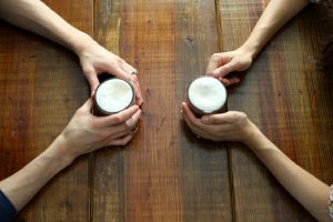Maple Ginger Tea Latte Recipe: Frothed Healthy Goodness