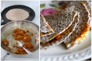 Spicy Sweet Potato Quesadillas: A Vegetarian Twist on A Classic