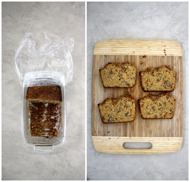 Sourdough Banana Bread | FoodLovesWriting.com