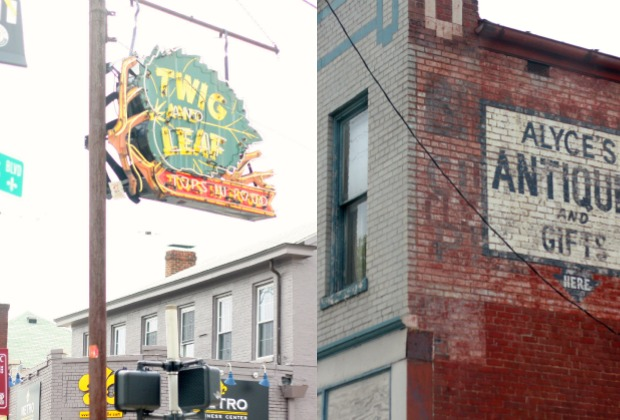 Louisville Sites