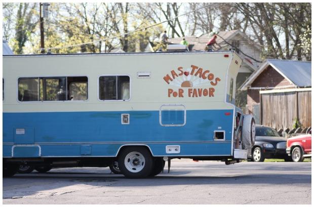 Mas Tacos Truck
