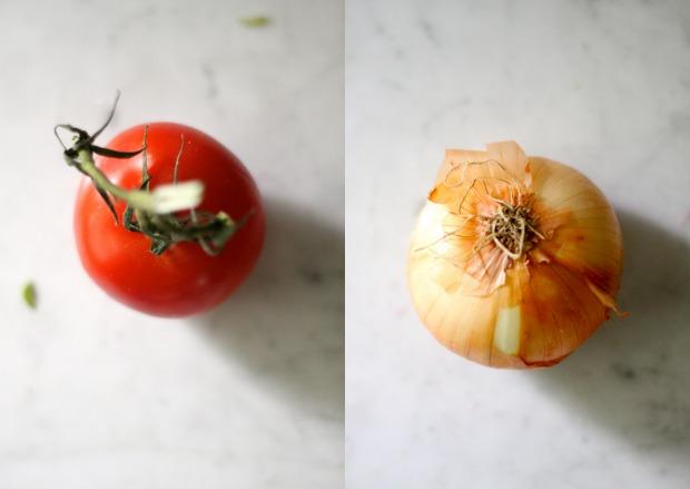 radish panzanella