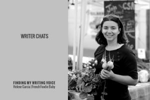 Writer Chats, Part IX: Finding My Writing Voice
