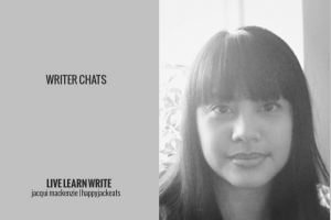 Writer Chats, Part VII: Live, Learn, Write