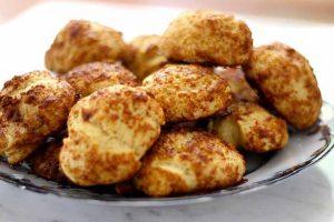 Easy Einkorn Cinnamon Buns