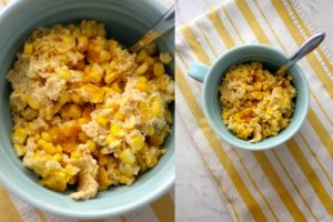 A Healthier Southern Fresh Corn Pudding