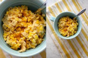 A Healthier Southern Fresh Corn Pudding
