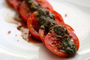 Vegan Basil Walnut Pesto